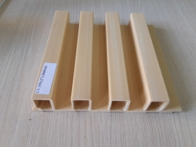 Gỗ Nhựa Lam Sóng Ốp Tường Trần