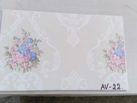 Tấm Nano Hoa Văn Ốp Tường AV-22